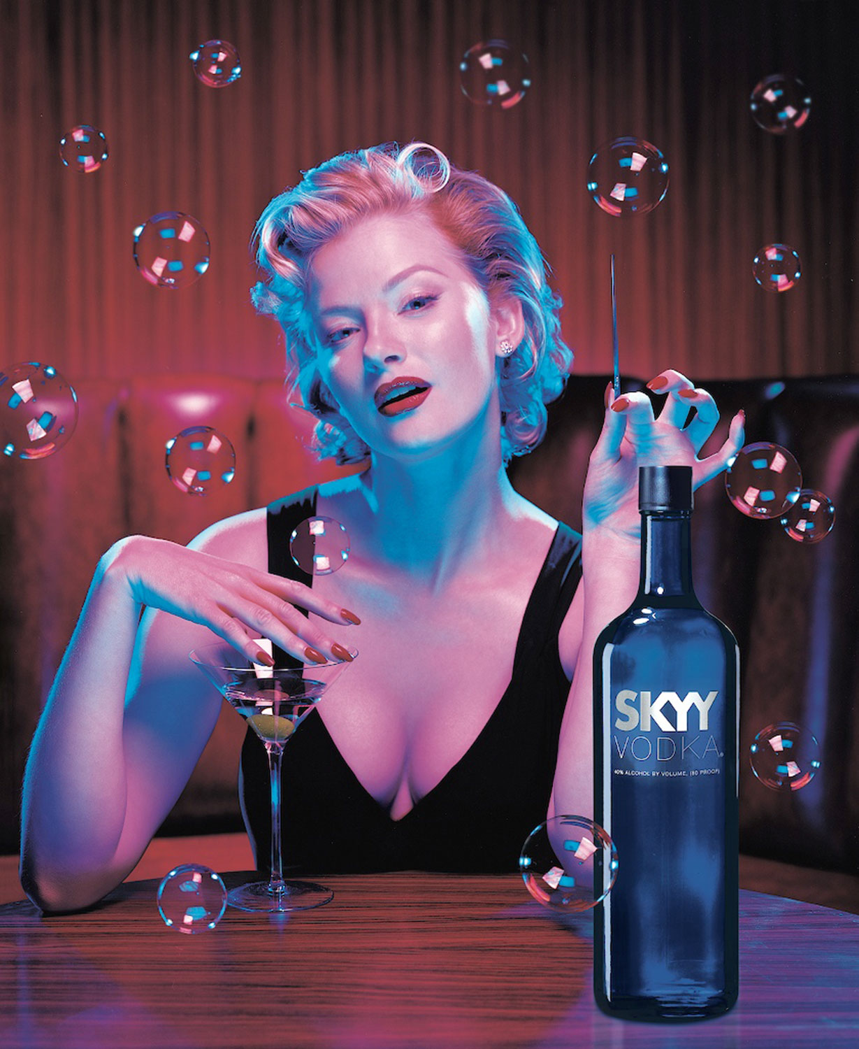 Ad Poster Collection Images Skyy Vodka 002 Hd Wallpaper And