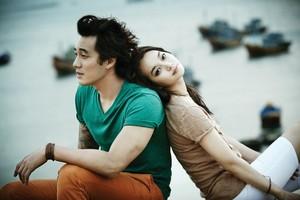 So Ji Sub and Shin Min Ah