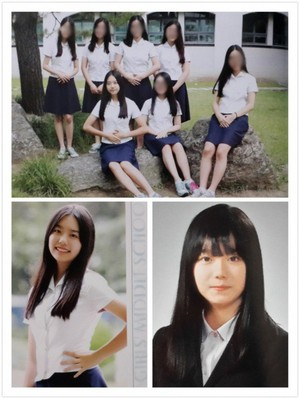 Sohye's Graduation Photo