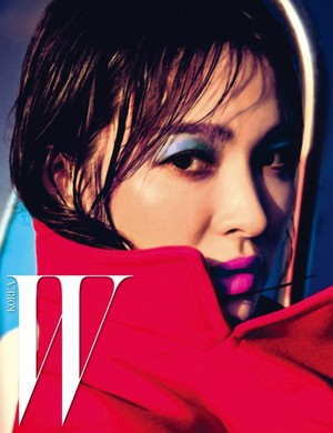 Song Hye Kyo for ''W Korea''