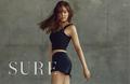 Song Ji Eun for 'SURE' - secret-%EC%8B%9C%ED%81%AC%EB%A6%BF photo