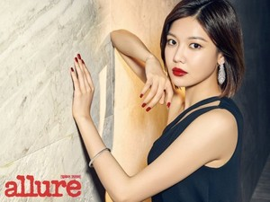 Sooyoung for 'Allure'
