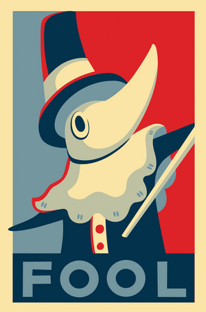 Soul Eater Excalibur Campaign Poster