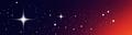 Sparkle Stars - profil Banner