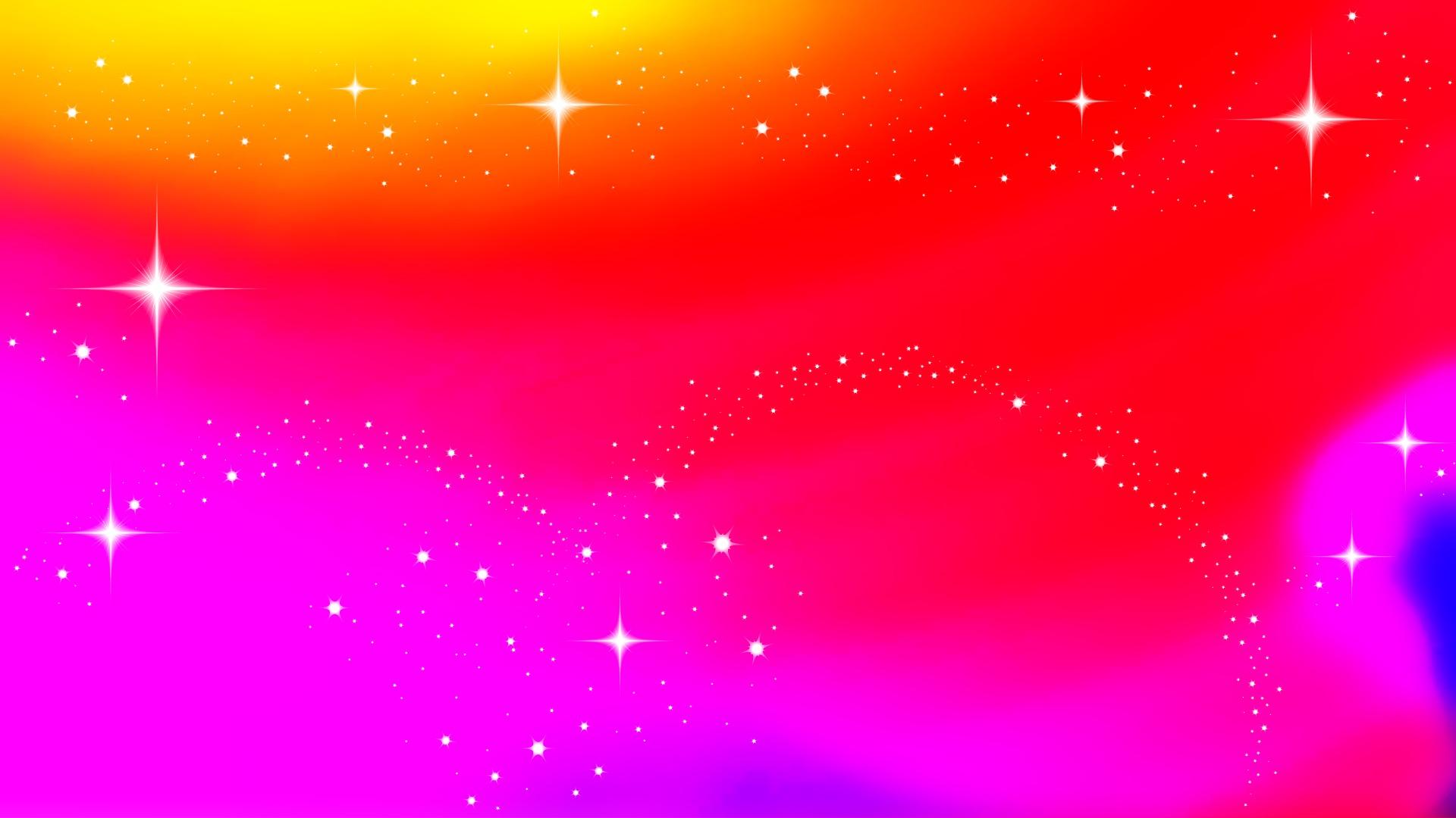 Sparkle Stars 무지개, 레인 보우 바탕화면