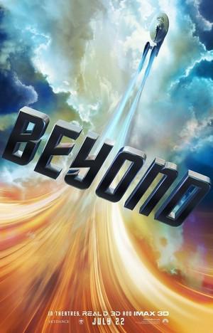 별, 스타 Trek Beyond - Official Poster