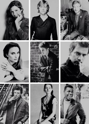 Star Wars casts