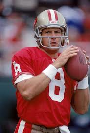 NFL 壁紙 containing a football ヘルメット titled Steve Young