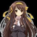Suzumiya Haruhi - the-melancholy-of-haruhi-suzumiya fan art