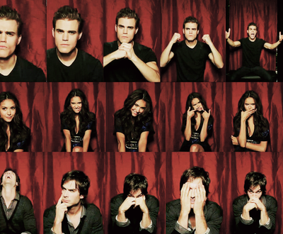 The Vampire Diaries TV Show wallpaper entitled TVD Tumblr