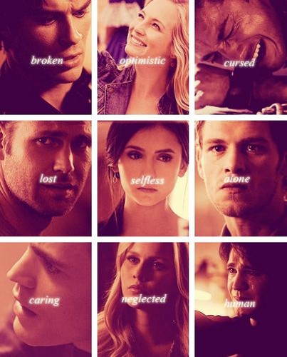 The Vampire Diaries TV Show images TVD Tumblr wallpaper and background ... Meangirls