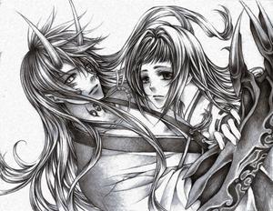 Tamaki and Takuma