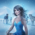 Taylor: Out of the woods - taylor-swift fan art