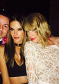 Taylor and Alessandra Ambrosio - taylor-swift photo
