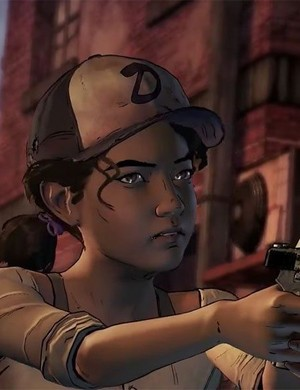 Telltale Games The Walking Dead season 3 - Clementine