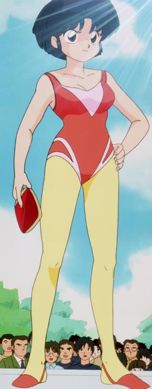 Ranma ½ Tendō Akane らんま½ 天道 あかね