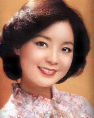 Teresa Teng- Teng Li-Chun of Deng Lijun (January 29, 1953 – May 8, 1995)