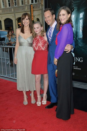 The Conjuring 2 Premiere