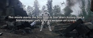 The Force Awakens - Trivia