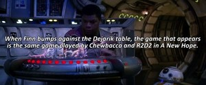 The Force Awakens - Trivia