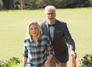 The Good Place - Eleanor and Michael