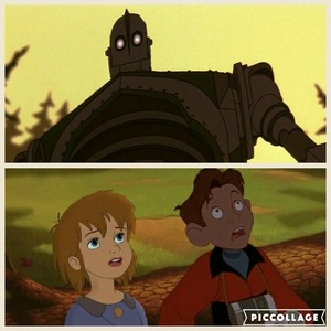 The Iron Giant Is Real !?