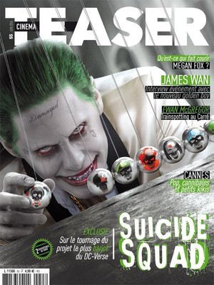 The Joker's Cinema Teaser Cover - June 2016