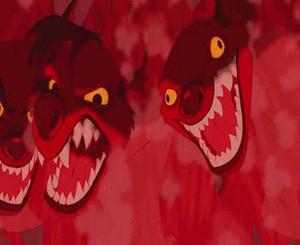 Walt Disney Screencaps - Banzai, Shenzi & Ed