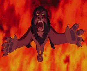 Walt Disney Screencaps - Scar