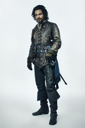 The Musketeers - Season 3 - Promotional fotografias