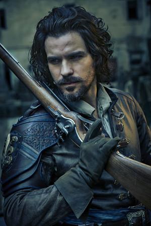 The Musketeers - Season 3 - Promotional 사진