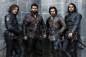 The Musketeers - Season 3 - Promotional picha