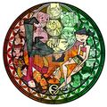 The circle of the cast - total-drama-island fan art