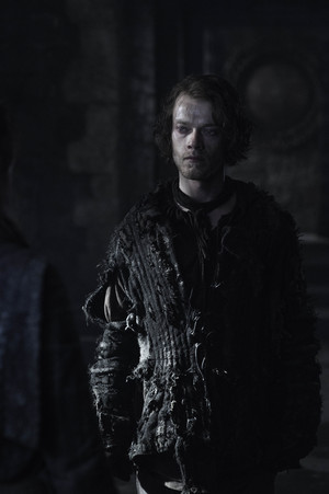 Theon Greyjoy in 'Book of the Stranger'
