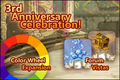 Third Aniversary Celebration! Colorwheel Expansion!