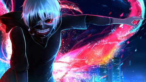 Tokyo Ghoul (Токийский гуль) Обои titled Tokyo Ghoul