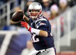 New England Patriots Hintergrund entitled Tom Brady 2