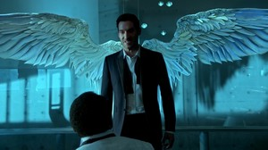 Tom Ellis as Lucifer (Lucifer TV Series)