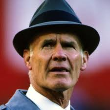 NFL 壁紙 probably containing a business suit entitled Tom Landry