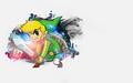 link - Toon Link wallpaper