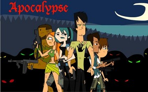 Total drama the Apocalypse