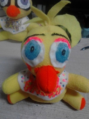 Toy Chica Plushy  2
