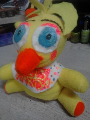 Toy Chica Plushy  3