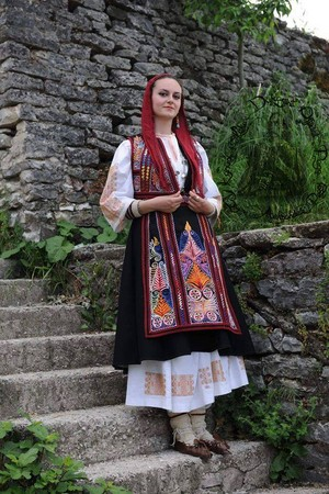 Traditional Albanian Costumes