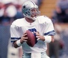 Dallas Cowboys foto entitled Troy Aikman
