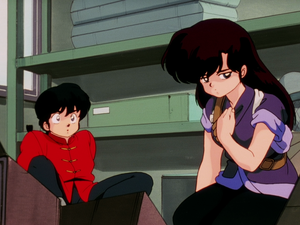 Ukyo and Ranma