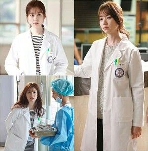 Upcoming drama 'W' drops still cuts of 'Doctor' Han Hyo Joo