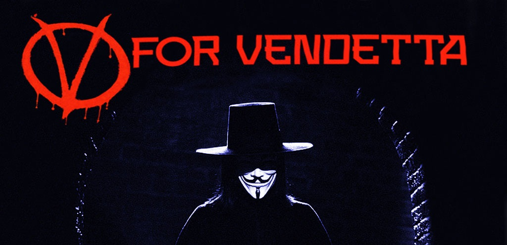 v for vendetta terrorist V for vendetta is a 2006 film directed by james mcteigue and written and produced by the wachowskis, based on the comic book of the same name by alan moore and david lloyd the title character is v (hugo weaving), a government experiment gone horribly wrong.