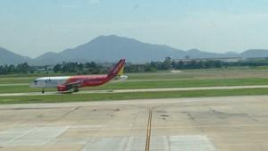 VietJet Air A320 Vietnam tourism livery at NIA 2