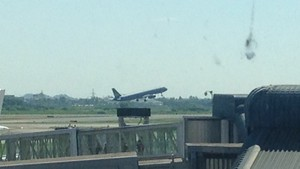 Vietnam Airlines A321 taking off from NIA